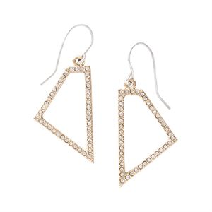 Picture of Trapezium Earrings