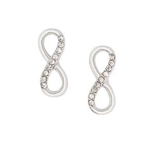 Picture of Infinity Stud Earrings